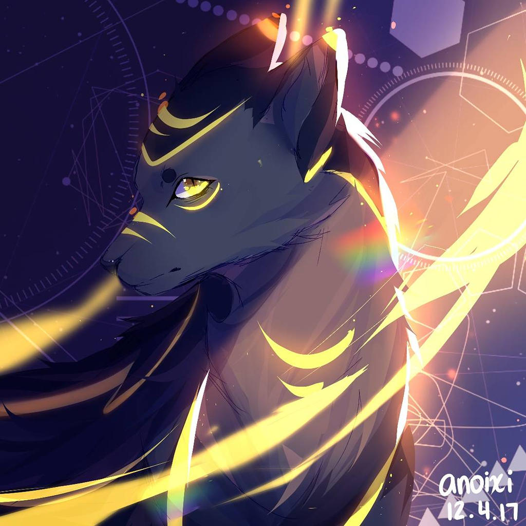 Golden Light by Anoixi