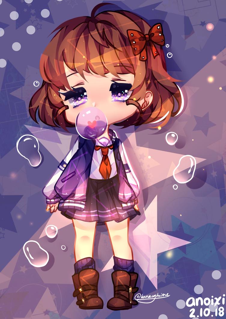 Bubblegum by Anoixi