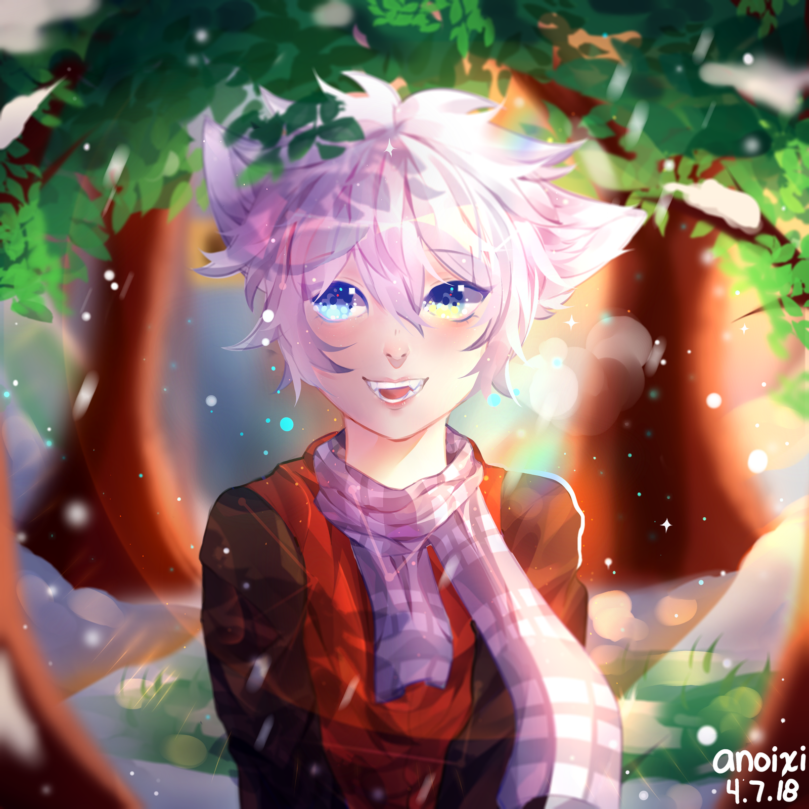 Lumine! by Anoixi