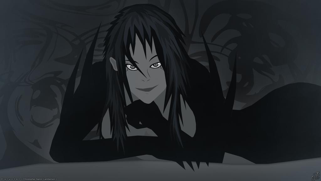 Banshee Awaits by Caluctor