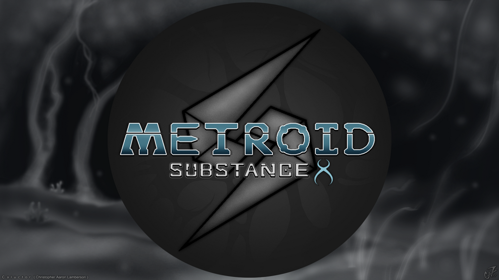 Title Screen (Substance X) by Caluctor