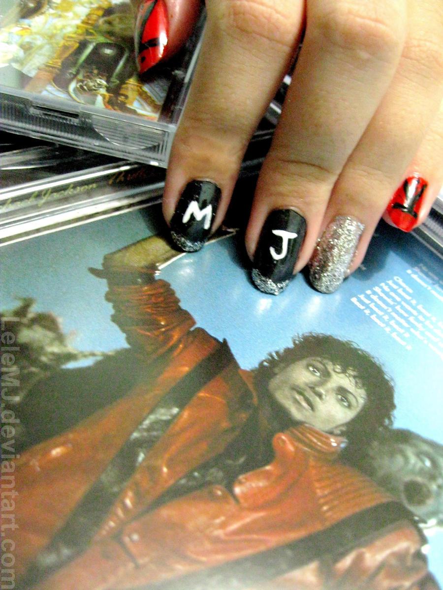 Michael jackson nails by lelemj on deviantart michael jackson nails by lelemj michael jackson nails by lelemj prinsesfo Gallery