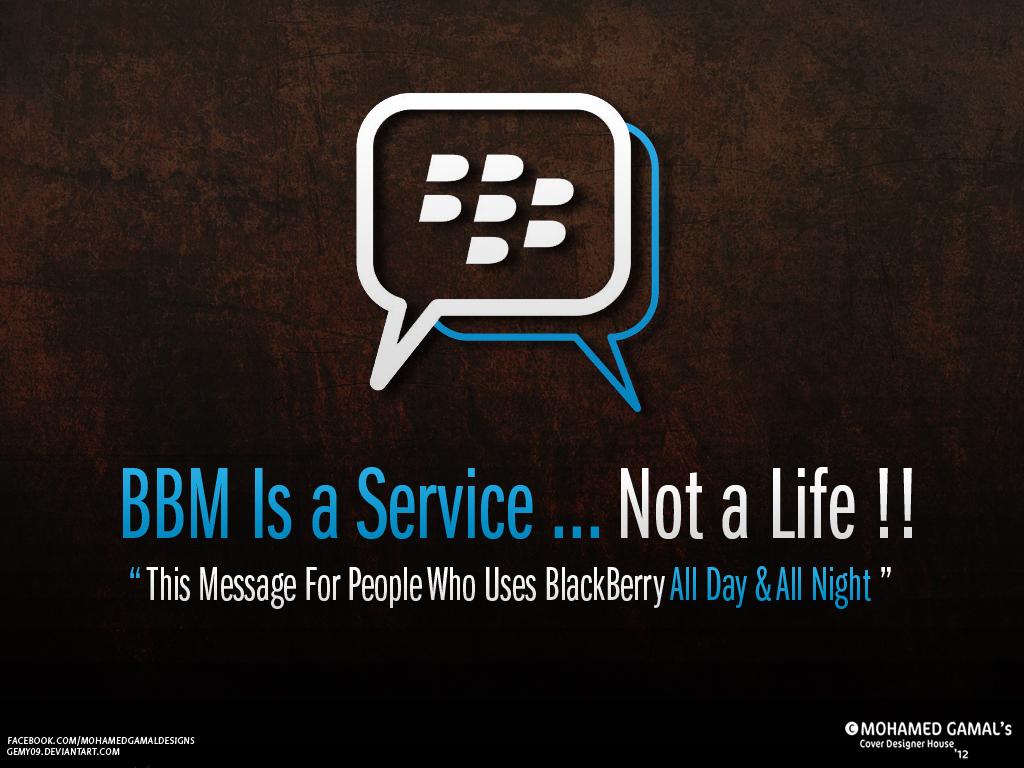 BBM - BlackBerry by GEMY09
