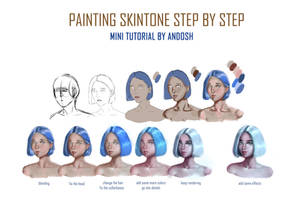 Painting Skintone Tutorial by Andosh