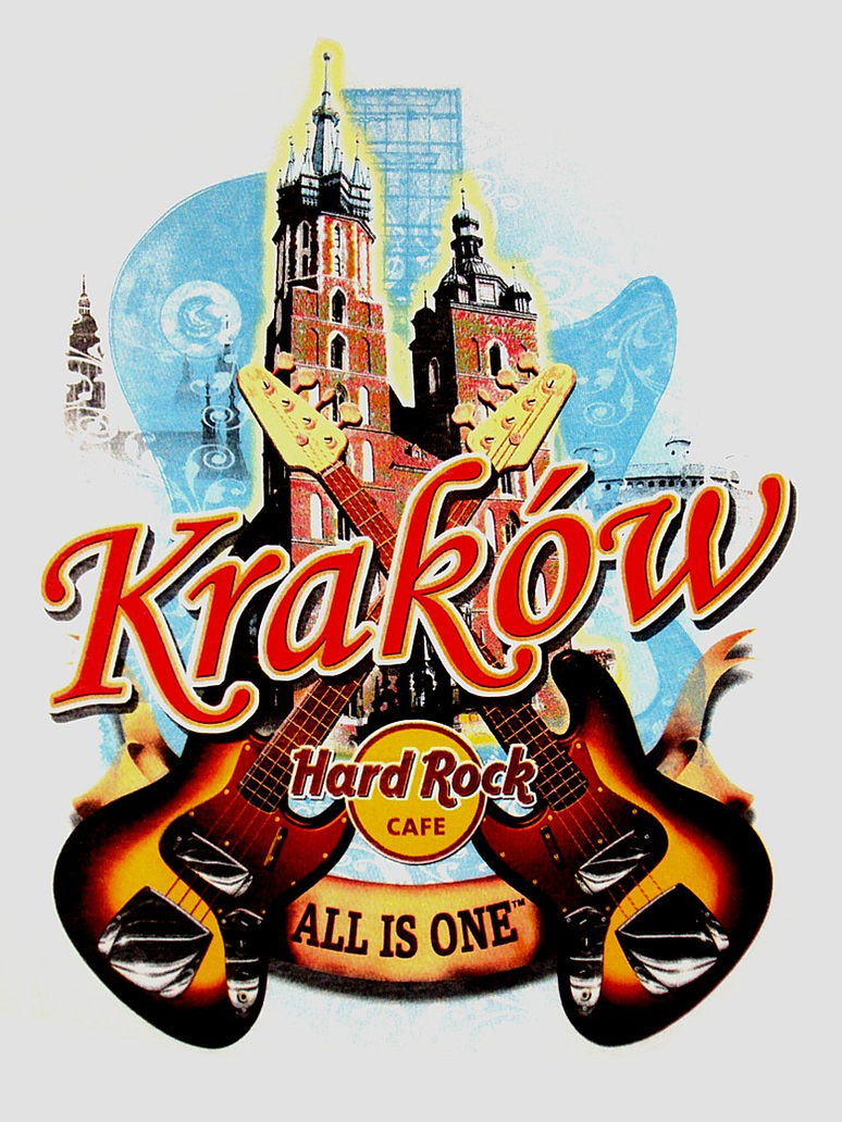 Hard Rock Cafe Krakau