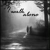 I Walk Alone by Kimberlass