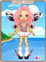 eCandy Theme doll by pixelpink