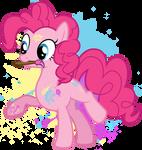 Pinkie Pie Photoshop Icon