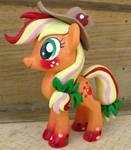 Commission-MLP Figure, Rainbow Power AJ