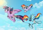 Commission-Family Flight