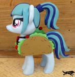 Commission-Figure, Sonata Dusk Taco Outfit