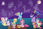 Commission-Star Gazing