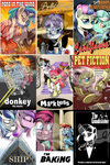 Ponyfied Movie Posters