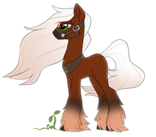 Commission-Epona Persona by LostInTheTrees
