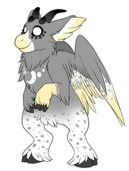 Calithil The Dutch Angel Dragon by LostInTheTrees