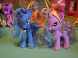 The Princesses by CustomAnon