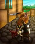 Basic Trust Training - Tier 1: Little Lady by Arinatira