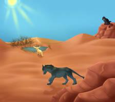 Sustain Trial - Fennec Fox for dinner? Yummy! by Arinatira
