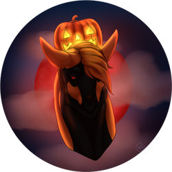 Day 6: Pumpkin - Vaytober 2018 by Arinatira