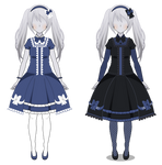 Classic + Gothic Lolita Dresses