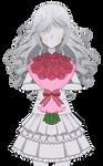 Rose Bouquet [Kisekae Export]