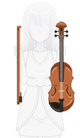 Violin [Kisekae Export]
