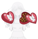 Heart Box of Chocolates [Kisekae Exports]