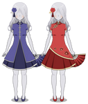 Qi Lolita [Kisekae Exports]