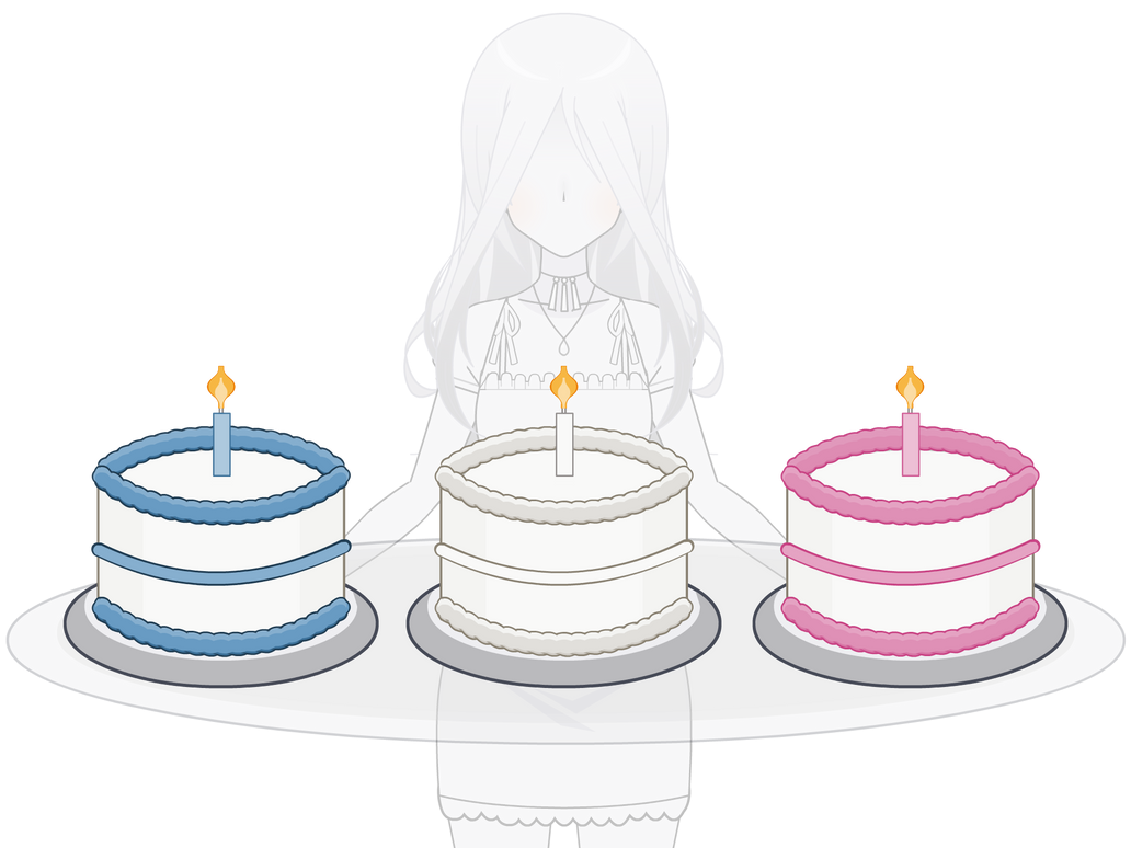Th Birthday Cake Png