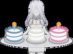 Birthday Cakes [Kisekae Exports]