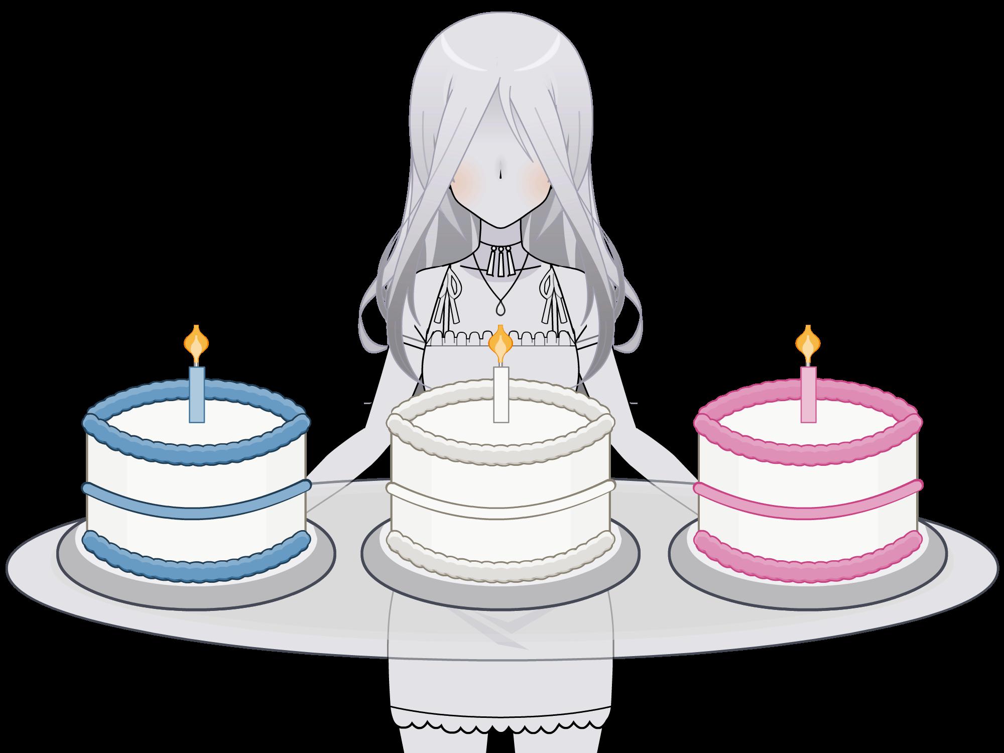 Birthday cakes kisekae exports by idessa on deviantart birthday cakes kisekae exports by idessa publicscrutiny Choice Image