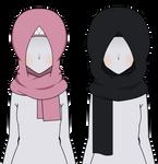 Hijabs [Kisekae Exports]