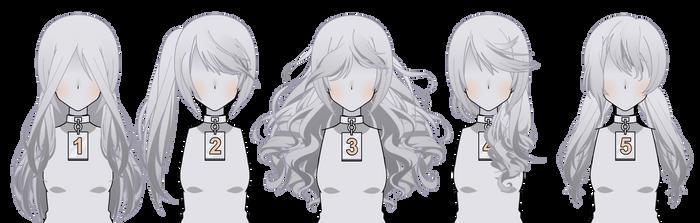 Hair Exports [Kisekae]