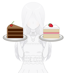 Cake Slices [Kisekae Exports] by Idessa