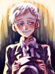 TPN: Norman by Handsome-Kakigori