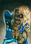 Iron Maiden - Eddie's Market by Jeffadam