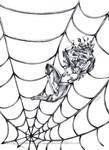 Spider-Woman's Hell by DarkMedellia686
