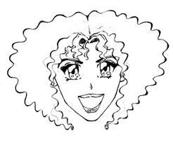 Wynne Win Curly Smile by DarkMedellia686