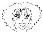 Wynne Win Curly Smile