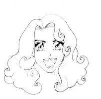 Wynne Win Beyonce Hair 1 by DarkMedellia686