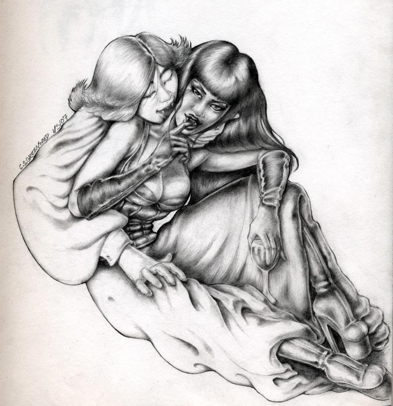 Be My Valentine by DarkMedellia686
