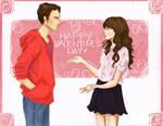 Valentine's 2012: Nick and Jess