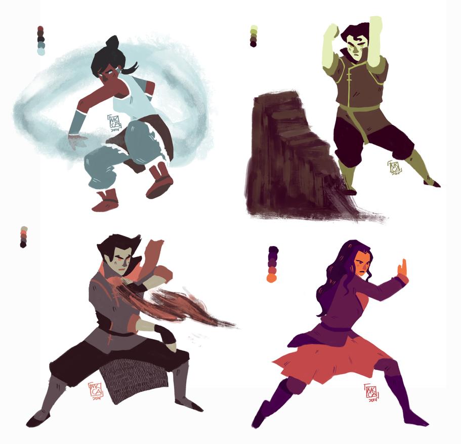 Team Avatar: Team Avatar By Drinked-ale On DeviantART