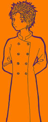 Warholesque Trenchcoat by petralfire