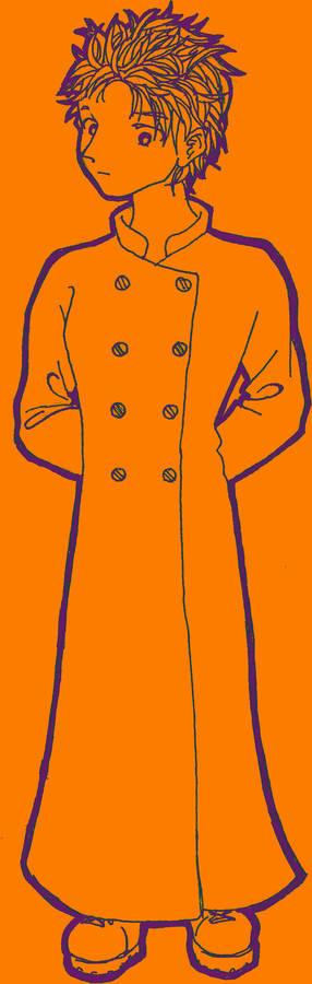 Warholesque Trenchcoat