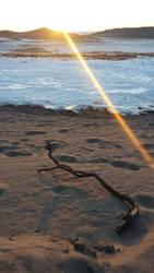 Presque Isle Winter by petralfire