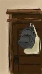 Coat closet by petralfire