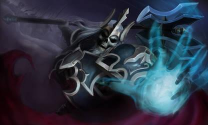The Skeleton King Leoric