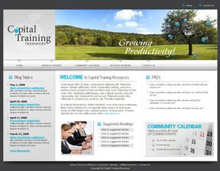 Capital Training Website