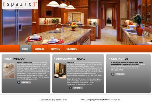 Tile Website